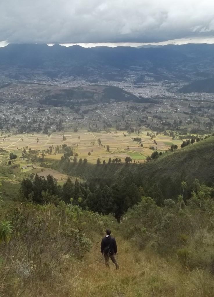 Local hike.